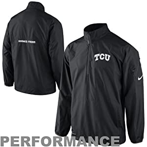 Amazon.com : TCU Horned Frog jacket : Nike TCU Horned Frogs Lockdown