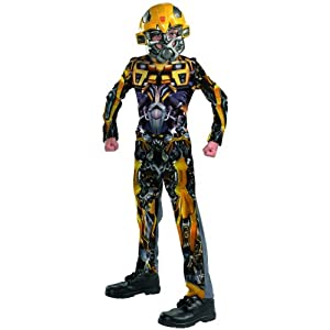 Child Transformers Bumblebee Costume