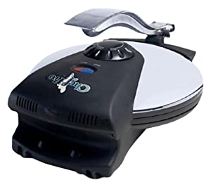 Chef Pro 10 Inch Tortilla Maker/Flat Bread Maker