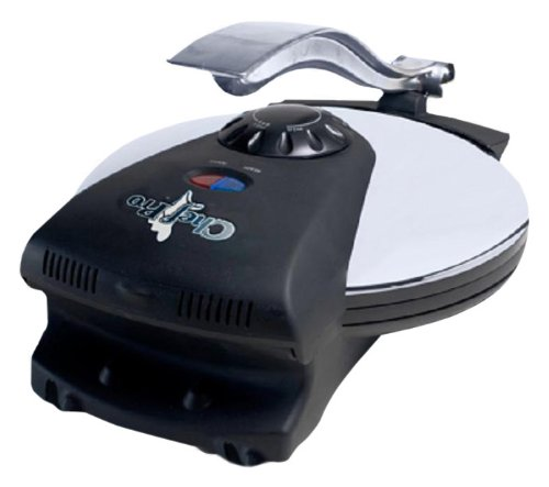 Sale!! Chef Pro 10 Inch Tortilla Maker/Flat Bread Maker