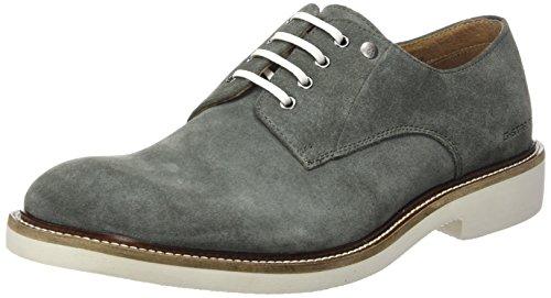 G-Star Raw - MORTON DERBY, Sneaker Uomo, Grigio (Grau (bakelite 1159)), EU 42
