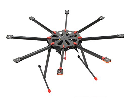 Tarot-TL8X000-X8-8-Aixs-Umbrella-Type-Folding-Multicopter-Octocopter-Aerial-Aircraft-Drone-UAV-with-Retractable-Landing-Gear-for-DIY-Toy
