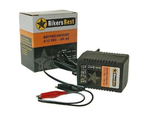 Batterie Ladegerät Biker`s Best 6V / 12V Blei,