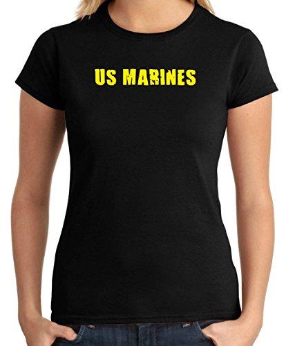 cotton-island-t-shirt-para-las-mujeres-oldeng00704-us-marines-talla-l