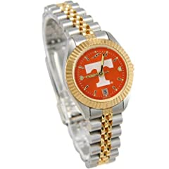 Tennessee Volunteers NCAA AnoChrome Executive Ladies Watch by SunTime