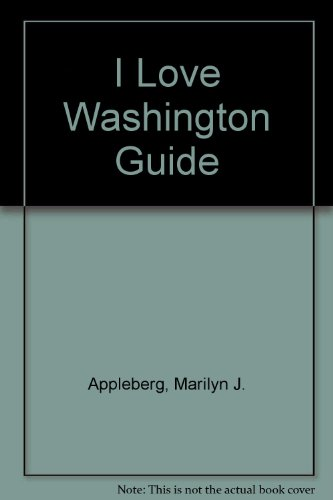 I Love Washington Guide PDF