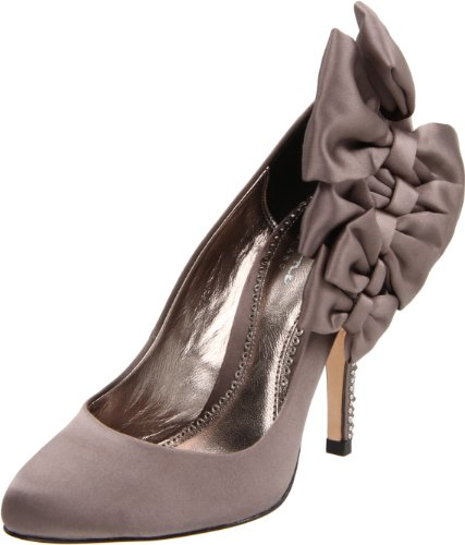 Bourne Women's Hannah Smoke Special Occasion Heel L08570 3 UK