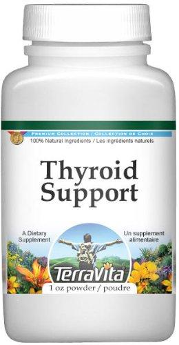 Poudre de soutien thyroïde - Bugleweed,