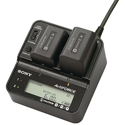 Sony ACVQV10 Battery Charger
