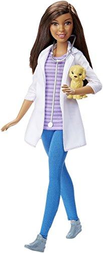 Barbie Veterinarian African-American