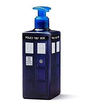 Doctor Who TARDIS Hand Soap Dispenser