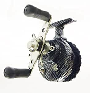 Eagle claw in line ice reel reels amazon canada for Amazon fishing reels