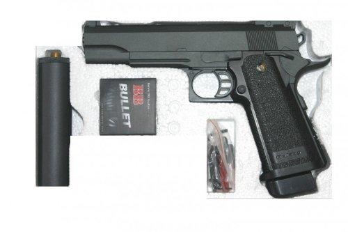 softair-pistole-vollmetall-g6a-05-joule-6mm-mit-schalldampfer