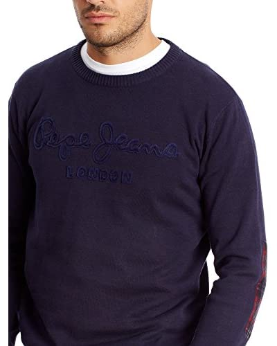 Pepe Jeans London Jersey Nogal Gris