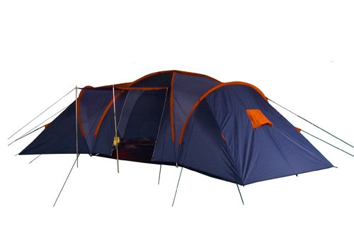 Ultracamp Devonshire 9 Berth / Man / Person Family Camping Tent