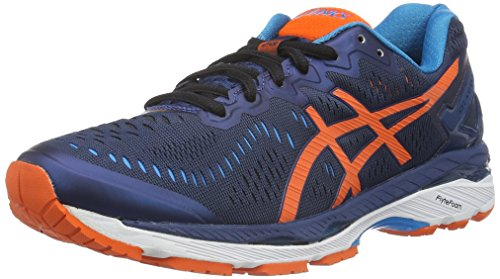 asics-gel-kayano-23-scarpe-running-uomo-blu-poseidon-flame-orange-blue-jewel-49-eu