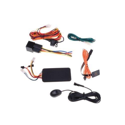 Portable Mini Vehicle Car Realtime GPS Tracker GSM/GPS Antennas SOS Alarm