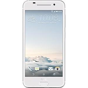 HTC ONE A9 SIM-Free Smartphone - Silver