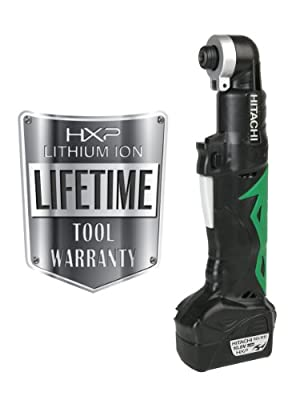 Hitachi WH10DCL 12-Volt Peak Right-Angle Impact Driver