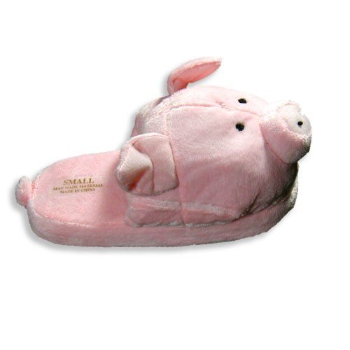 Cheap Tru-Fit – Girls Slide Pig Slipper, Pink 27921 (B0064R53PA)