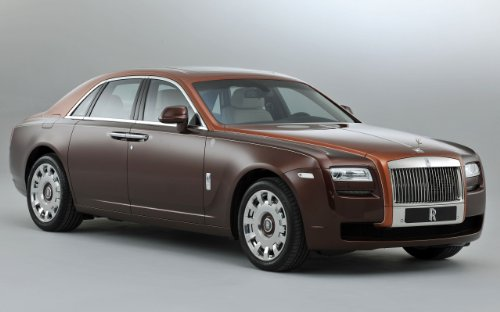 2013 Rolls Royce Ghost One Thousand And One Nights 18X24 Poster (Rolls Royce Poster compare prices)