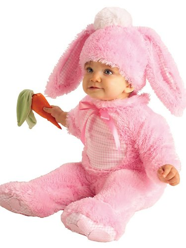 Pink Bunny Newborn/Infant front-465256