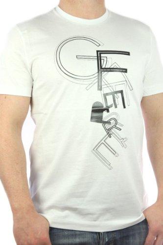 """Gianfranco Ferré Men'S T-Shirt """"Gf Ferré"""" Designer Shirt L White"""
