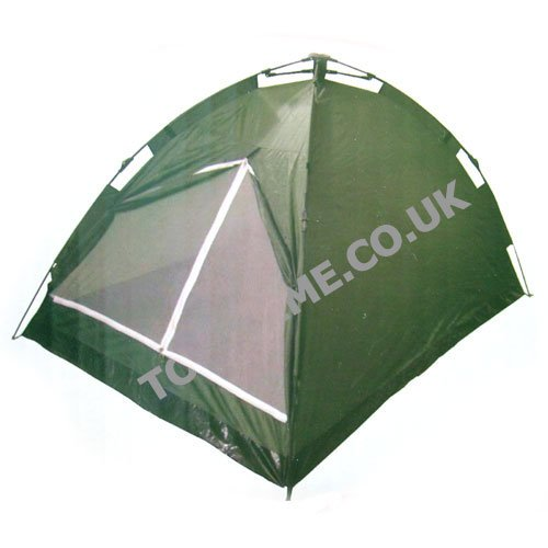 2 MAN PERSON POP UP TENT WITH CARRY BAG