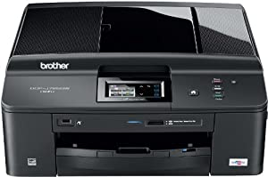 Brother DCP-J725DW A4 All-in-One Colour Inkjet Printer