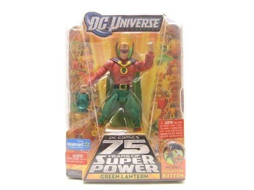 DC Universe Classics Series 14 Exclusive Action Figure Green Lantern Build Ul...