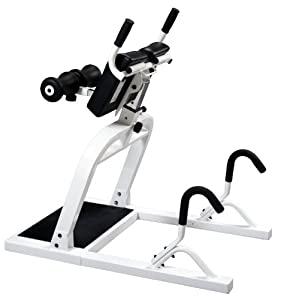 Teeter Dex Back Decompression and Extension Machine, White