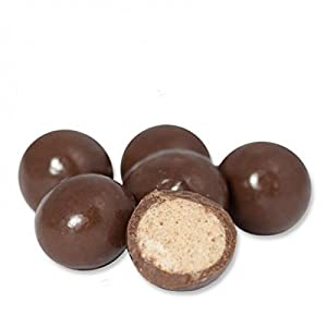 Reduced Sugar Milk Chocolate Malt Balls (1 lb bag)