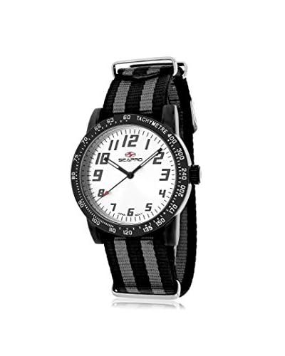 Seapro Women's SP5212NBK Bold Black/Gray Strap Watch