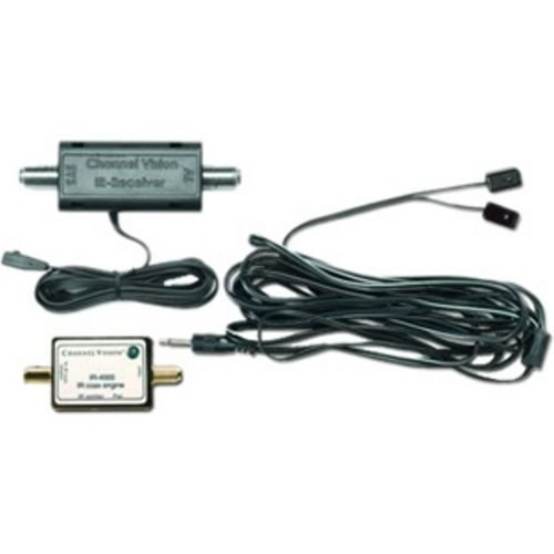Channel Vision Ir-Over-Coax Ir Control System Starter Kit