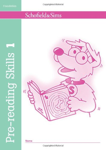 Pre-Reading Skills Book 1 (of 4): Early Years