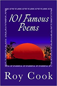 101 famous poems roy cook 9781611040739 books for 101 great american poems table of contents