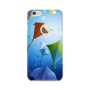 Mobicture Kites Premium Printed Case For Apple iPhone 6/6s with hole