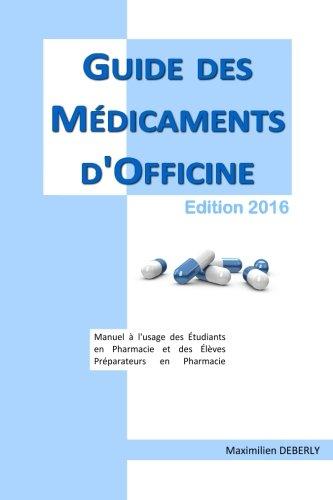 guide-des-medicaments-dofficine-2016