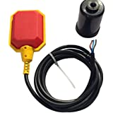 Float Switch w / 10 ft Cable, Septic System, Sump Pump, Water Tank