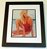 Niki Taylor Autographed 8x10 Photo - FREE SHIPPING - BLACK CUSTOM FRAME