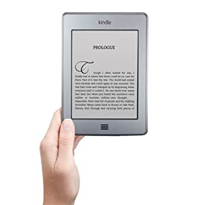 "Kindle Touch, Wi-Fi, 6"" E Ink Display"