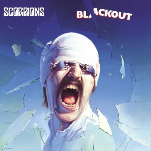 Original album cover of Blackout [LP] by Scorpions