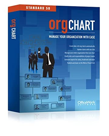 OrgChart V5 Standard 50 [Old Version]