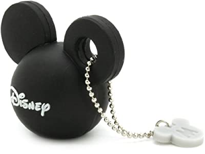Cirkuit Planet 4GB Disney Mickey Head USB 3D Flash Drive from Cirkuit Planet