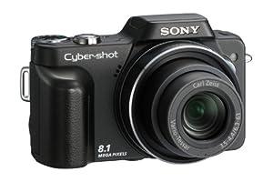 Sony - Cyber-shot DSC-H10 (silver)