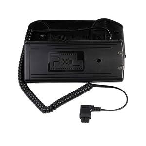 Pro External Flash Battery Power Pack for Canon 580EX II, 580EX, 550EX, MR-14EX, MT-24EX Speedlite