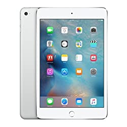 Apple iPad mini 4 Wi-Fi 128GB Silver (MK9P2HN/A)
