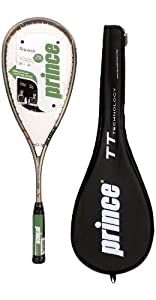 Buy Prince Triple Threat Sovereign Pro Squash Racket by Prince