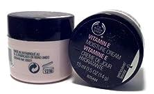 buy The Body Shop Mini Travel Vitamin E Moisture Cream, 0.5 Ounce Jar/15Mil, (2 Pack)