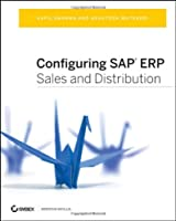 Configuring SAP ERP Sales and Distribution Front Cover